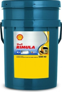 Масло моторное диз. Shell Rimula R5 E (20L)